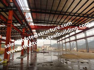 Китай Полуфабрикат и Пре-проектированное строя стальное промышленное здание склада поставщик