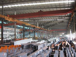 Китай Полуфабрикат промышленные стальные здания, здания одиночной пяди стальные структурные для склада поставщик