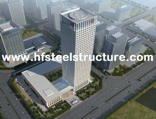 Китай Пилящ, мелющ, Pre-Проектированные полуфабрикат водоустойчивые здания промышленной стали поставщик