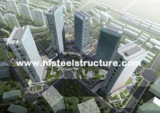 Китай Заварка OEM полуфабрикат, здания промышленной стали металла тормозящ, свертывать и красить поставщик