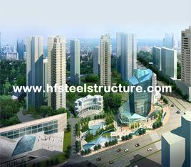 Китай Sawing OEM промышленный, мелющ, пробивающ и делает здание водостотьким Multi-этажа стальное поставщик