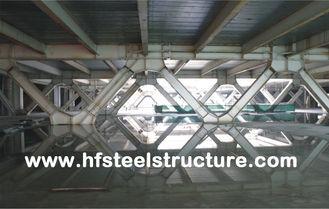 Китай Здание обрамляя системы и полуфабрикат Multi-Этажа офиса стальное для мола, гостиницы поставщик
