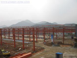 Китай Рамка зданий Pre-Инджиниринга широкой пяди промышленная стальная, подвижной дом контейнера поставщик