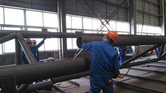 Китай изготовления структурной стали компонентов Pre-Инджиниринга для промышленного стального здания поставщик