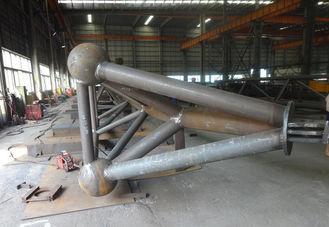 Китай Тип h/тип изготовления коробки структурной стали пускают тип по трубам изготовление ферменной конструкции поставщик