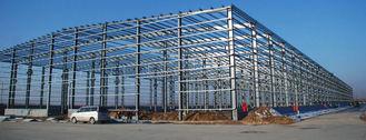 Китай Завершите изготовления структурной стали для промышленного стального здания поставщик
