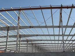 Китай Тип сталь h Pre-проектировал строя одиночную конструкцию для инфраструктуры фермы поставщик
