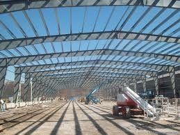 Китай Стальной здание Pre-проектированное конюшней для больших торговых центров поставщик