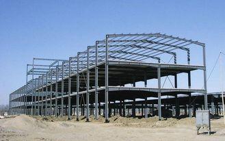 Китай подгонянные Multi-лотком покрашенные изготовления структурной стали в глубоком размере поставщик