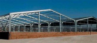 Китай Сваренный или горячекатаный, железнодорожный вокзал, пакгауз ферменной конструкции структурного металла Q235 & Q345 поставщик