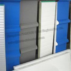 Китай Панели сандвича EPS изолированные полистиролем для системы толя зданий металла поставщик