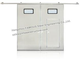 Китай Мастерская и пакгауз раздвижной двери индустрии стальные поставщик