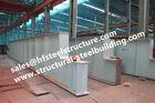 Китай Подгонянный Q345 сарай Инджиниринга зданий светлого Prefab стальной завод