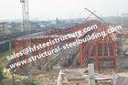 Китай Здания ранга Q235 Q345 промышленные стальные, строя стальные здания стали Prefab места завод