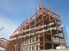 Китай Проект гостиницы здания стальной структуры пре-изготовил стальную конструкцию зданий завод