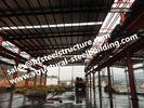 Промышленные жилые здания промышленной стали, полуфабрикат стальные здания