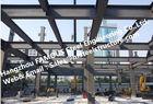 Китай Высокий спрос здания полуфабрикат промышленного Мульти-этажа стального для квартиры завод