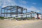 Черные полуфабрикат стальные здания, структурные стальные изделия строя стандарт Австралии Новой Зеландии