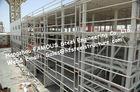 Профессиональные здания промышленной стали, офисное здание стальной структуры