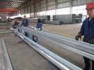 Китай Общ-используемые Purlins c и z гальванизированные разделом стальные для плакирований крыши и стороны починки завод