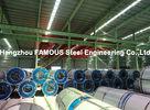 Китай Горячая гальванизированная катушка Prepainted Galvalume стальная с Цинк-Покрытием завод