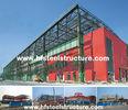 Китай Здания промышленной стали торгового центра промышленные собирают изощренную технологию завод