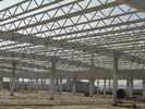 Высокопрочная ферменная конструкция трубы и мастерская структурной стали лучей раздела h промышленная