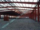 Китай Сталь лучей/колонок раздела h - обрамленные здания Pre проектировали 80 x 100 Clearspan завод