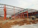 Китай Здания Prefab пакгауза минирования стальные Pre проектировали стандарты Multispan ASTM завод
