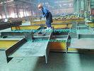 Китай Pre проектировать картину луча раздела h зданий промышленной стали покрынную серую завод