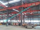 Китай Подгонянное металлом раскрытие промышленных стальных зданий Prefab легкое с Purlins c завод