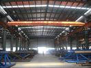 Подниматься Bulding электрической надземной мастерской монорельса мостового крана стальной
