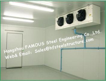 Охладитель замораживателя хранения коробки солнечной системы и комната замораживателя взрыва холодная с панелями сэндвича ПУ