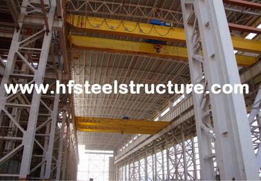 Полуфабрикат промышленные стальные здания для инфраструктуры аграрных и сельскохозяйственного строительства