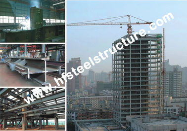 Здания промышленной стали типа свода, здания рамки холоднокатаной стали облегченные портальные