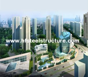 Sawing OEM промышленный, мелющ, пробивающ и делает здание водостотьким Multi-этажа стальное