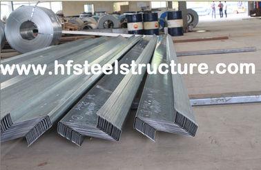 Панели стены/крен сформировали наборы зданий структурной стали для здания металла