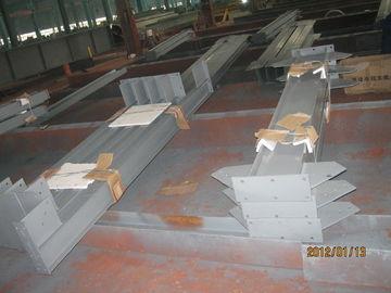 Здания изготовления структурной стали промышленные стальные для рамки пакгауза