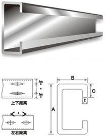 Purlins гальванизированные строительным материалом стальные c структурной стали и сталь Purlin z