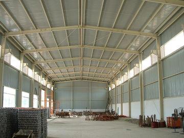 Портативный Durable Pre-проектировал здание, облегченный амбар сарая стальных изделий