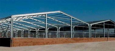Сваренный или горячекатаный, железнодорожный вокзал, пакгауз ферменной конструкции структурного металла Q235 & Q345