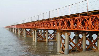 Мост моста OEM/изготовленной на заказ заварки модульный стальной/Bailey компакта полуфабрикат