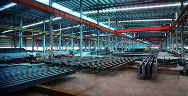 Электрические гальванизированные, покрашенные системы стали обрамляя, структурный заключать контракт стальных изделий