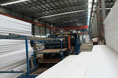 Таможня Pre-проектировала полуфабрикат промышленную систему листов толя металла заварки
